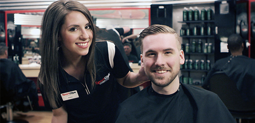 Sport Clips Haircuts of Mission  Haircuts